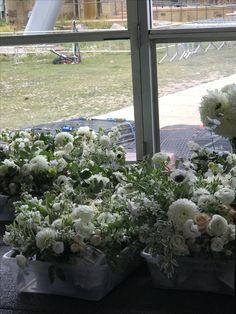 Beautiful wedding flowers spotted in Aspen