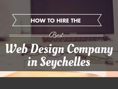 Have you heard stories of people who hired web design companies to design and develop their website and either got poorly designed websites or the web designer ran away with the money? Or what about the small and medium business owners who hired their friends/nephew/relative to design their website for free, and the results were disastrous...