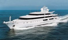 Oceanco - Yachts for Visionary Owners - Indian Empress
