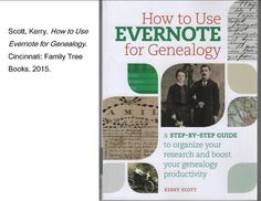Genealogy review: 'How to Use Evernote for Genealogy' by Kerry Scott