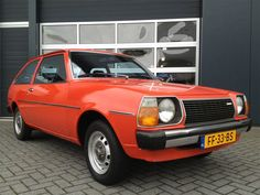 1978 Mazda familia AP