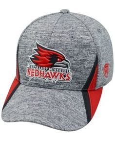Top of the World Southeast Missouri State Redhawks Hotd M-Fit Cap - Gray OSFM