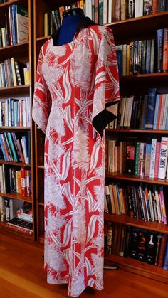 HAWAIIAN HEAVENAmazing 1940s Rayon Hawaiian Pake by snootylilcutie, $400.00