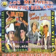 Saul Viera y Chalino Sanchez Los Mejores Duetos del Ano Cd A : Portal Del Foro - Sinaloa-Mp3