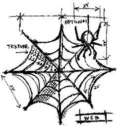 Tim Holtz Rubber Stamp WEB SKETCH Stampers Anonymous P1-1943 at Simon Says STAMP!