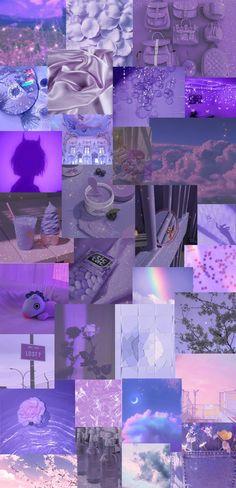 Fondo de pantalla lila