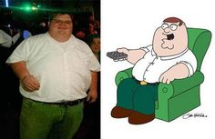Peter comes to life