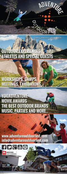 Adventure Outdoor Fest 2015 is coming!