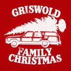 """""""Griswold Family Christmas"""" t-shirt (inspired by the movie """"Christmas Vacation"""")"""