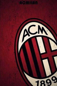 Milan Wallpaper, Hd Wallpaper, Ac Milan Logo, Ibrahimovic Wallpapers, Graphic Design Art, Logo Design, Milan Football, Paolo Maldini, Lionel Messi