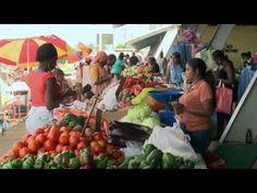 Market Day At Marabella Market, Trinidad. - YouTube