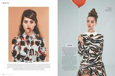 InStyle mag, Dec 2014