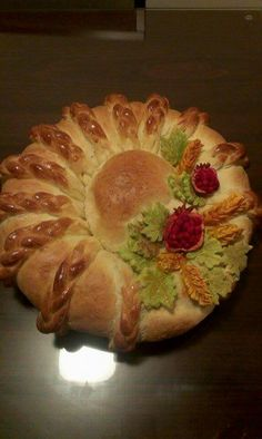 Slavski kolac, BREAD