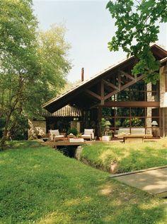 Un viejo molino en el corazón del bosque · ElMueble.com · Casas