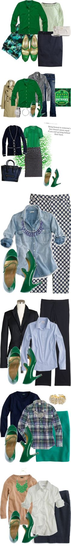 Green Mary Janes by my4boys on Polyvore featuring мода, J.Crew, Coach, American Eagle Outfitters, MICHAEL Michael Kors, Blue Nile, By Malene Birger, Banana Republic, CÉLINE and Etiquette