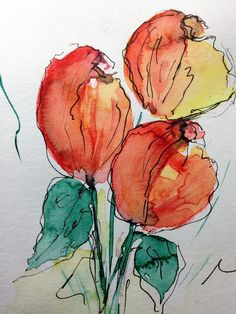 Tulips Art Print by Britta Zehm. All prints are professionally printed, packaged, and shipped within 3 - 4 business days. Choose from multiple sizes and hundreds of frame and mat options.