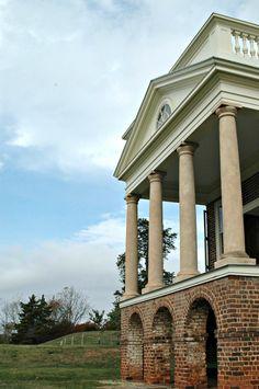 Thomas Jefferson's gorgeous retreat home.