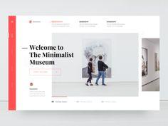 #Exploration | Museum Website