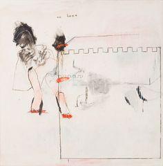Philippe Croq  sans titre / untitled  technique mixte / papier / bois  mixed media / paper / wood  125 x 122 cm - 2009  collection particulière / private collection
