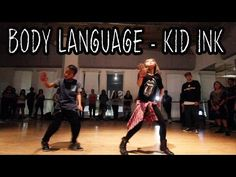 BODY LANGUAGE - @Kid_Ink ft Usher | @MattSteffanina Choreography - YouTube