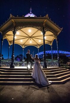 Stunning Cinderella Style photo under the Torrens Rotunda Adelaide Cbd, Event Photography, Save The Date Cards, Fashion Photo, Gazebo, Photo Ideas, Cinderella, Wedding Photos, Outdoor Structures