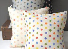nani IRO Pon Pocho fabric cushions