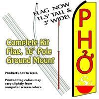 in ground flag pole kits