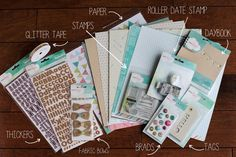 eighteen25: American Crafts Dear Lizzy 5TH & Frolic + GIVEAWAY