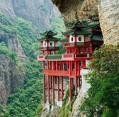 Chinese Temple, Fujian Province, China