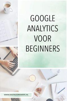 Google Analytics laat je veel waardevolle informatie over je website zien. In dit artikel deel ik de belangrijkste opties en statistieken.