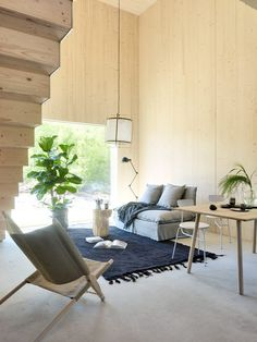 Polished Concrete Tiles, Cottage Design, House Design, Cottage Living Rooms, Home Accessories, Beautiful Homes, New Homes, Interior Design, Furniture