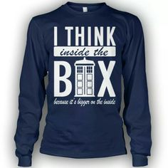 Think INSIDE the box!