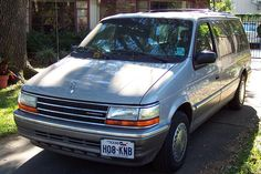 Plymouth Voyager: We had two so far.