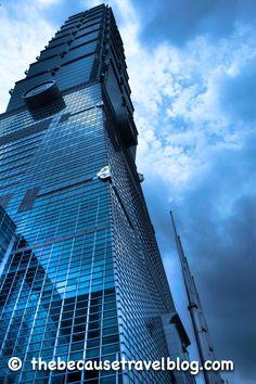 Taipei 101, Xinyi District, Taiwan - Taipei 101. Take the Taipei...