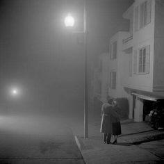 San Francisco ca. 1950s by Fred Lyon.