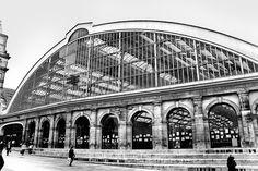 train station- liverpool. I want to take a train through England!!