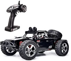 Tozo RC Car Desert Buggy Warhammer High Speed Fast Race Cars for sale online Desert Buggy, Rc Off Road, Best Rc Cars, Rc Buggy, Remote Control Boat, Red Led Lights, Rc Autos, Rc Trucks, Race Cars