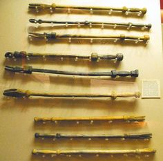 Ethnographic Arms & Armour - Extremely Rare 14th to 18th Century Igniting Irons and a 16th Century Linstock
