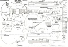 "A3 sized print of this iconic instrument construction plans.Printed on high quality satin photographic paper and intended for display purposes, makes a great conversation piece!Size is 16 1/2"" x 11 3/4"" (42 cm x 29.7 cm)Can be framed as required.Item is sent rolled in a card tube or card backed envelope, depending on destination.NO FRAME IS INCLUDED!!!"