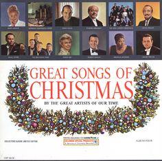 CSP1555 - Goodyear- Great Songs of Christmas Volume 4
