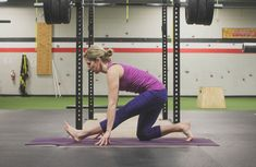 6 Yoga Poses for CrossFit Fans. Athleta website. Love these for post zfit!!! It makes me feel amazing!