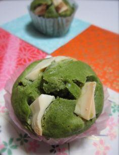 Green Tea Muffin!