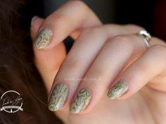 Nail art : Python royal • Hellocoton.fr