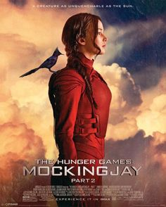 The Hunger Games Mockingjay Part 2 - The Mockingjay - Official Mini Poster