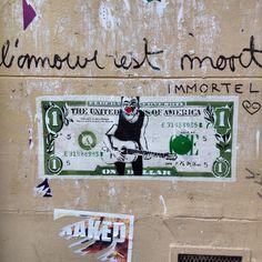 Mimi the Clown #streetart