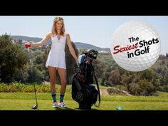 Anna Rawson Shows You How to Hit a Power Draw with a Driver-Sexiest Shot...