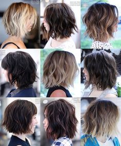 B. O. B. S. #hair #toronto #softundercut #anhcotran