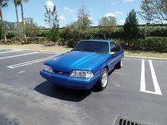 eBay: 1990 Ford Mustang Cloth 1990 Mustang LX 5.0 #fordmustang #ford usdeals.rssdata.net Blue Mustang, Mustang Lx, Motor Car, Trucks, Vehicles, Cars, Ebay, Sports, Car