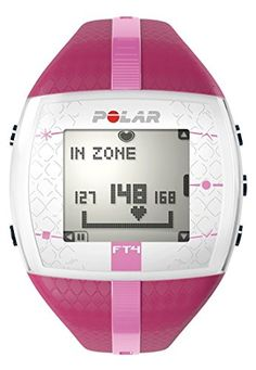 Polar Bike computer with heart monitor FT4F purple pink -- You can get more details by clicking on the image.