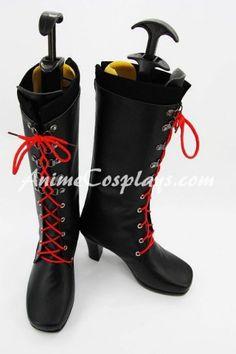 Danganronpa Dangan Ronpa Junko Enoshima Cosplay Shoes Boots Custom Made